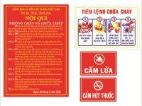 Dịch vụ xin giấy phép phòng cháy chữa cháy nhanh nhất Quận Bình Thạnh